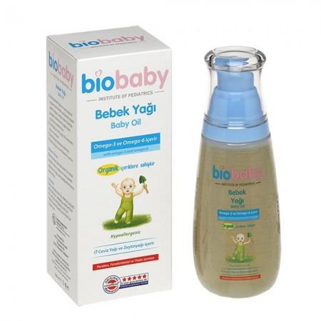 Biobaby Bebek Yağı 140 ml.