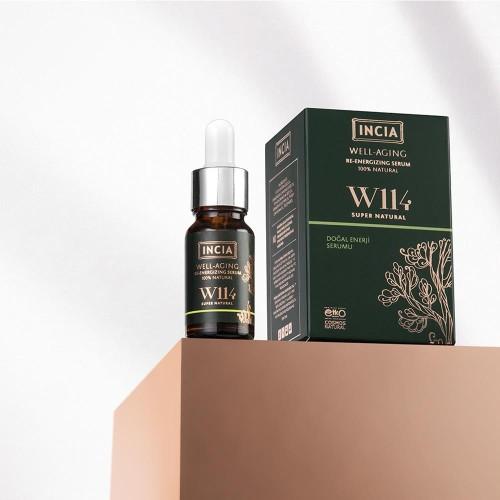 Incia Well Aging Doğal Enerji Serumu 10ml