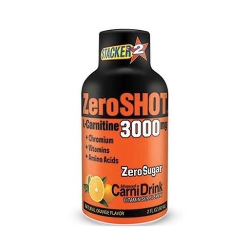 Zero Shot Portakal Aromalı L-Cartine 60ml